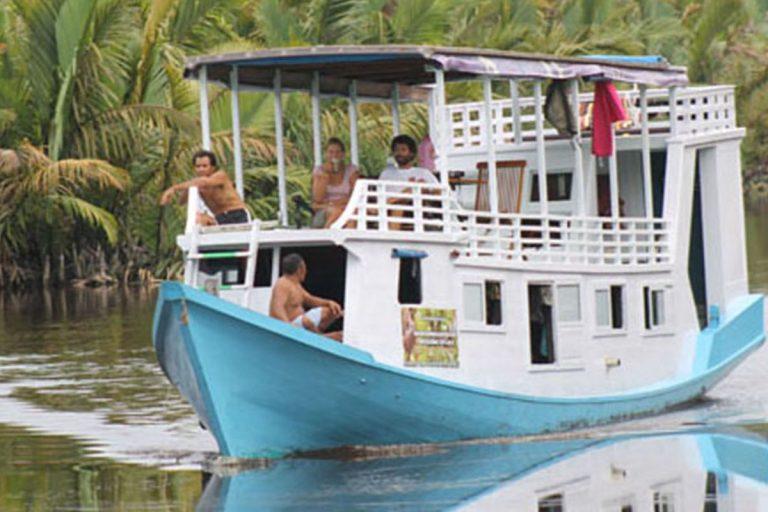 Borneo Orangutan and Jungle Trekking – 4 Days-01