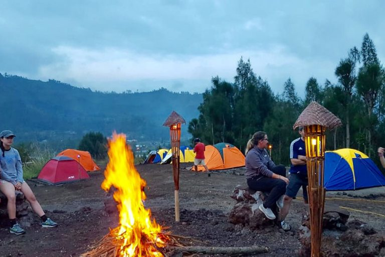 Mount Batur – Mountain Base Campfire, Hike and Hot Spring – 2 Days-02