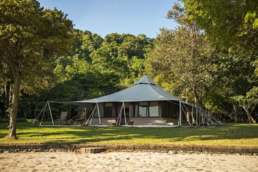 amanwana-tent