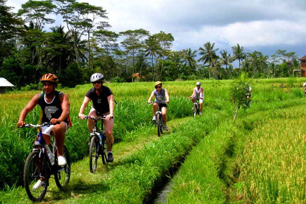 Bali Country Side Cycling Tour