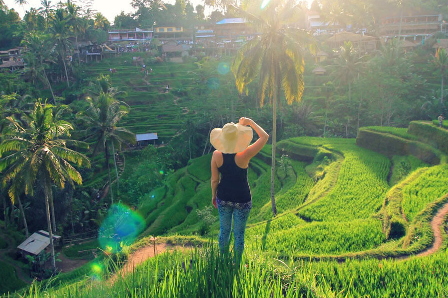 Balinese Village Traditional Life-01