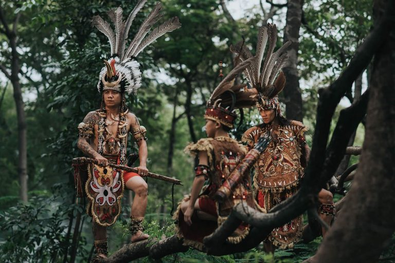 Borneo Orangutan and Dayak Tribe – 5 Days-05