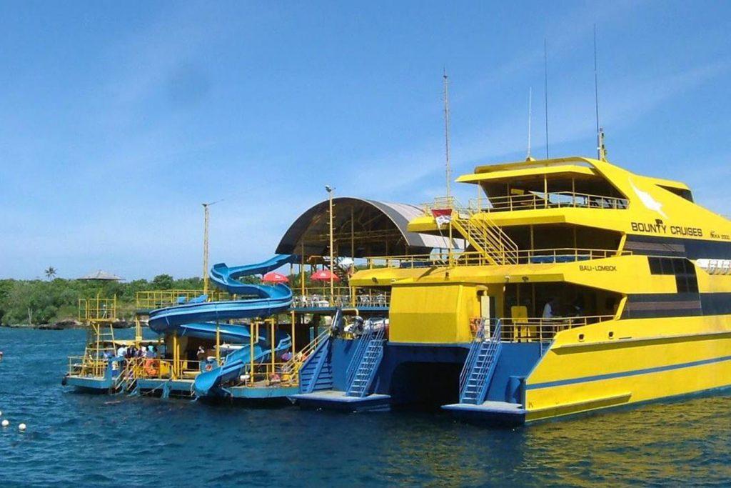 Bounty Nusa Lembongan Day Cruise