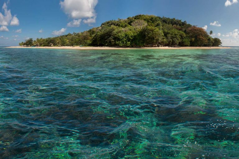 Pulau Hatta is the most remote and poorest island in the Banda archipelago