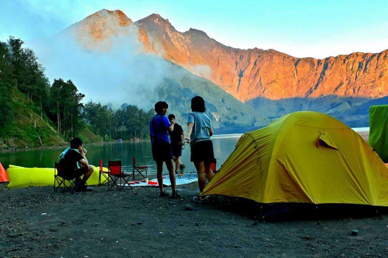 Mount Rinjani Summit Trekking Tour (Summit – Lake) – 3 Days-01