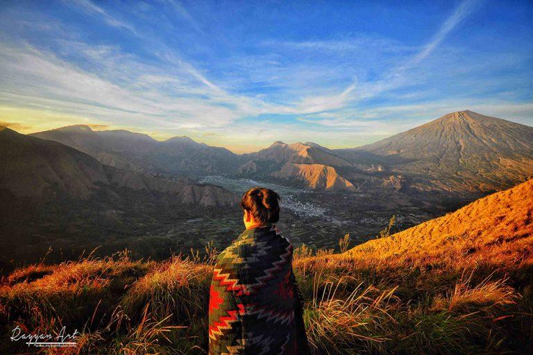 Mount Rinjani Summit Trekking Tour (Summit – Lake) – 3 Days-03