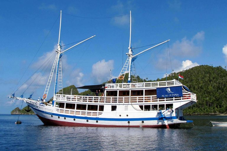Raja Ampat Liveaboard Charter by Pearl of Papua-01