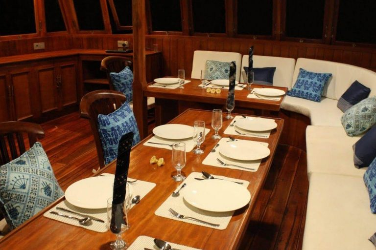 Raja Ampat Liveaboard Charter by Pearl of Papua-05