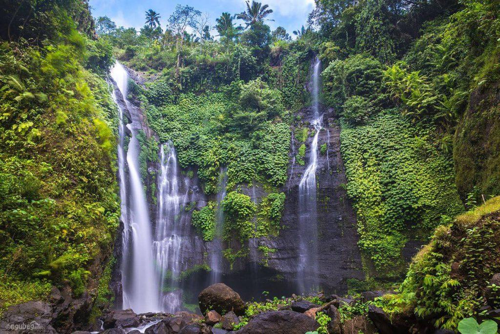 Sekumpul Waterfall Trekking-01
