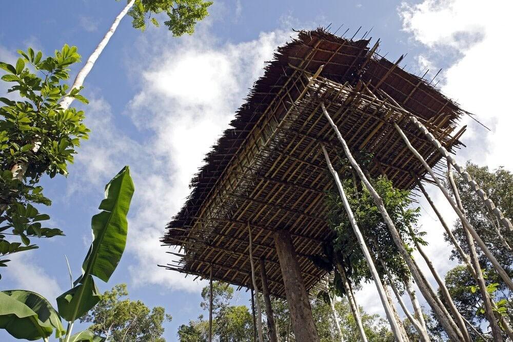 Explore Papua Korowai