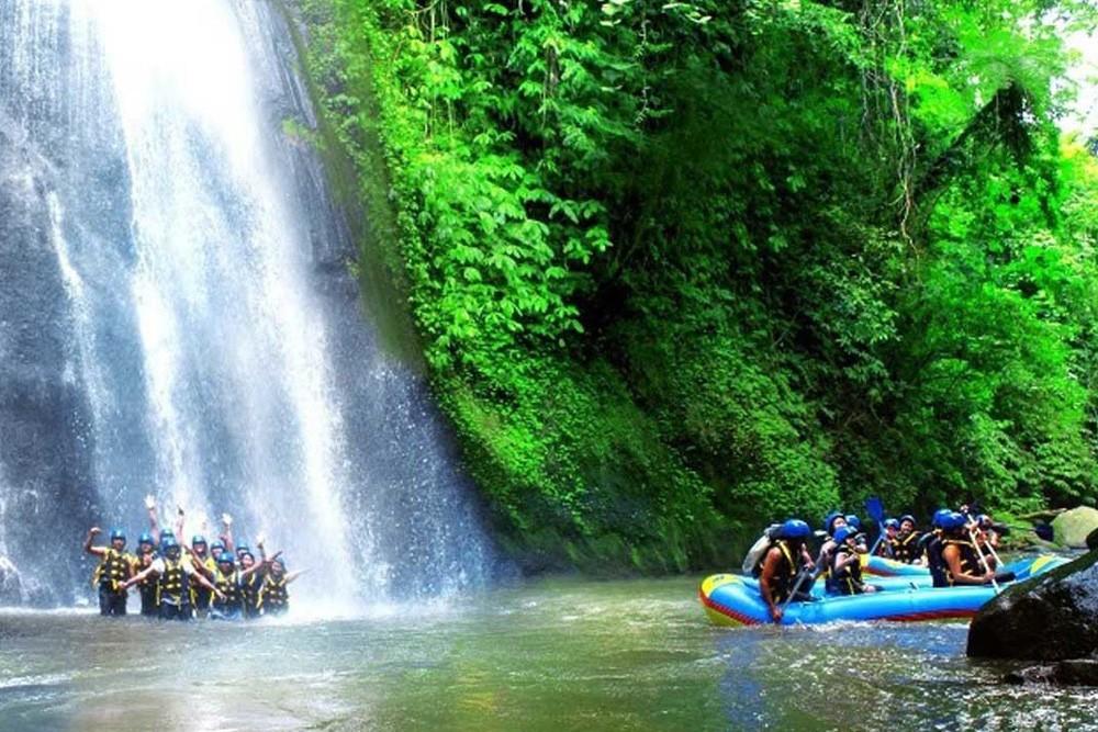 Ayung River Rafting Ubud-02