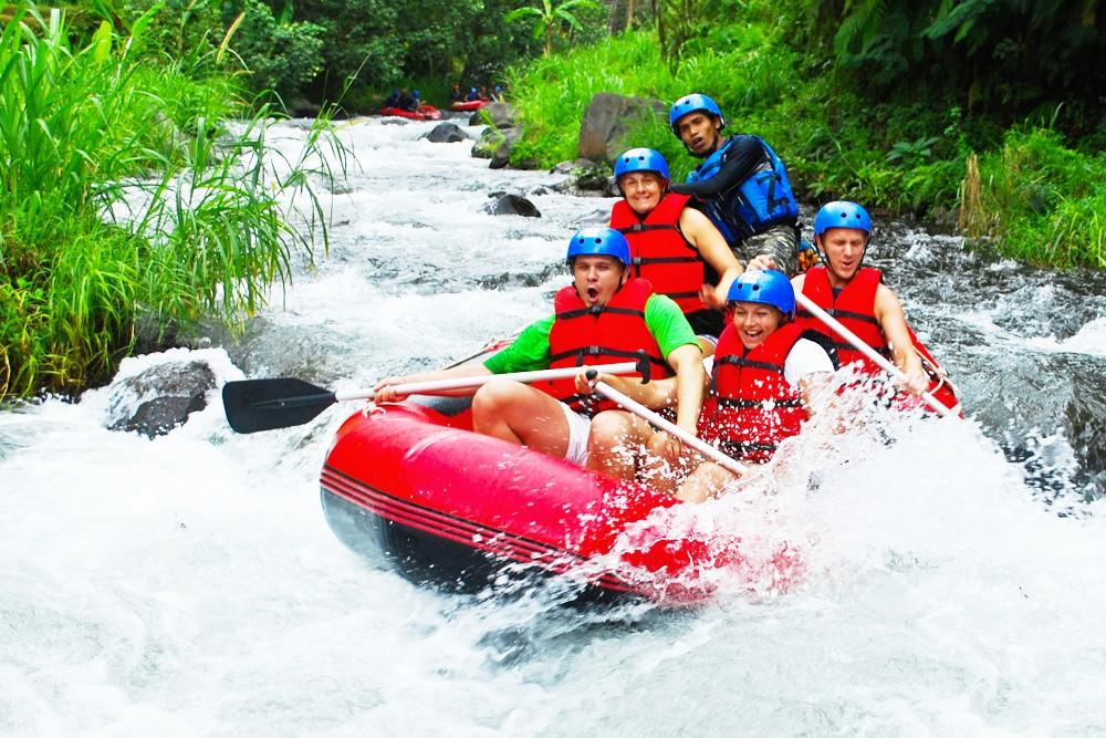 Ayung River Rafting Ubud-04