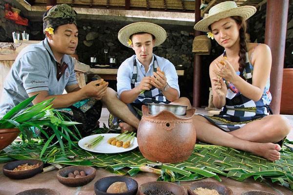 Bali Cooking Class & Rafting Tour-02