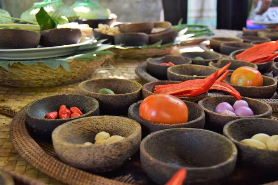 Balinese Traditional Cooking Class-01