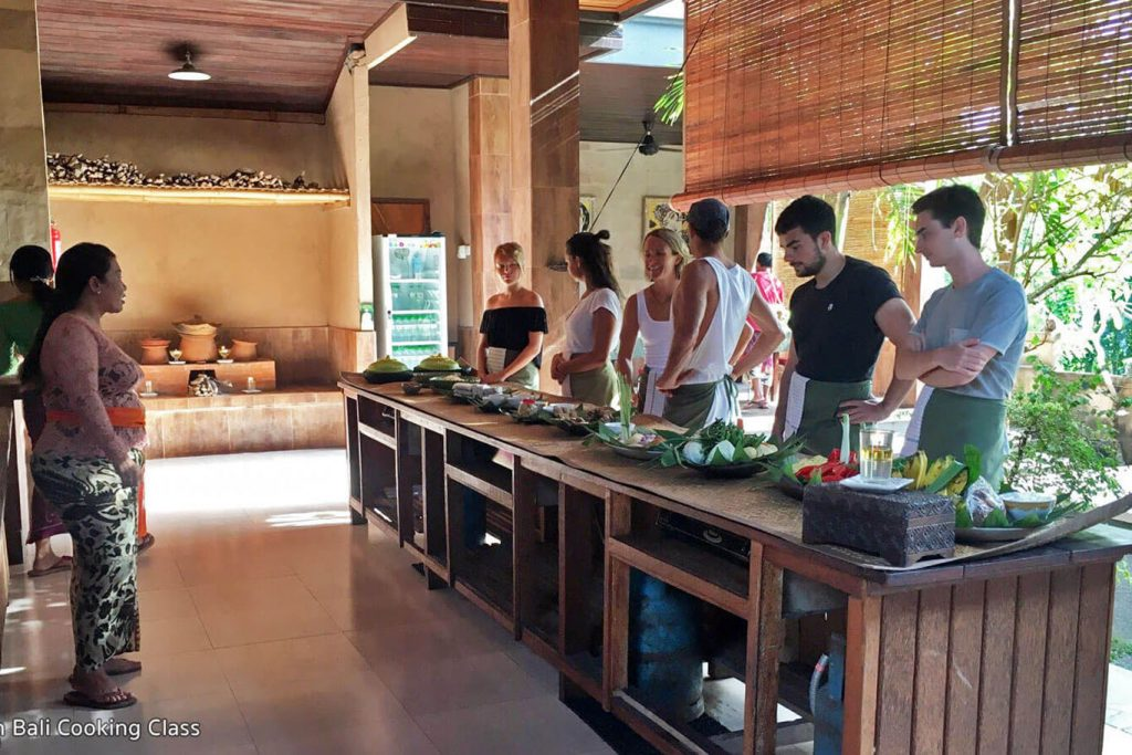 Balinese Traditional Cooking Class-05