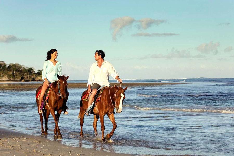 Horse Ride on Seminyak Beach Bali-12